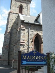 Historic Madonna on the Hill Church